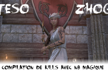 TESO : Build NB Magique pvp