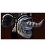 Epaules style chasseur/lourd