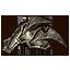 Epaules style daedra/lourd