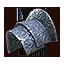 Epaules style minotaure/lourd